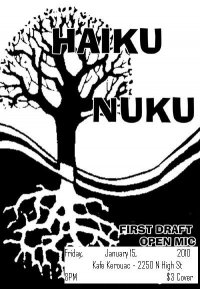 Haiku Nuku Flyer