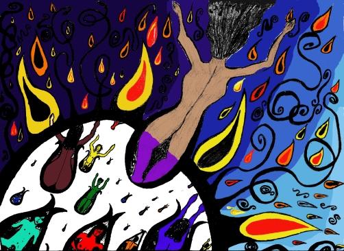 Emergence, by Nicole Nicholson